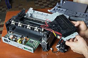 Serwis drukarek firmy Samsung