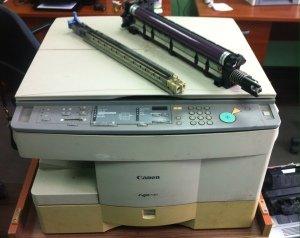Serwis drukarek firmy Canon